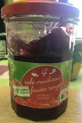 4 rode vruchten confituur - Produit - fr