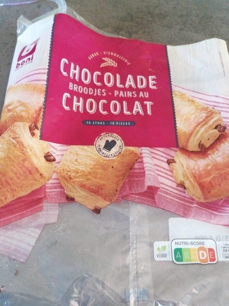 Pains au chocolat - Produit - fr