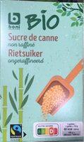Sucre de canne - Product - fr