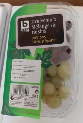 Mélange de raisins sans pépins - Product - fr