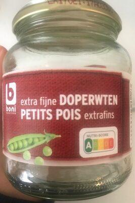 Petit pois extrafins - Product - fr