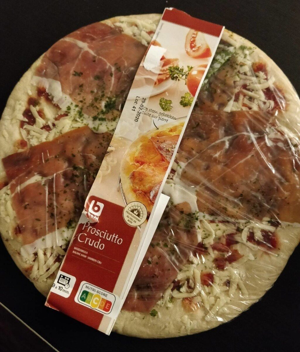 Pizza Proscuitto Crudo - Product - fr