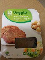 Burgers de legumes - Product