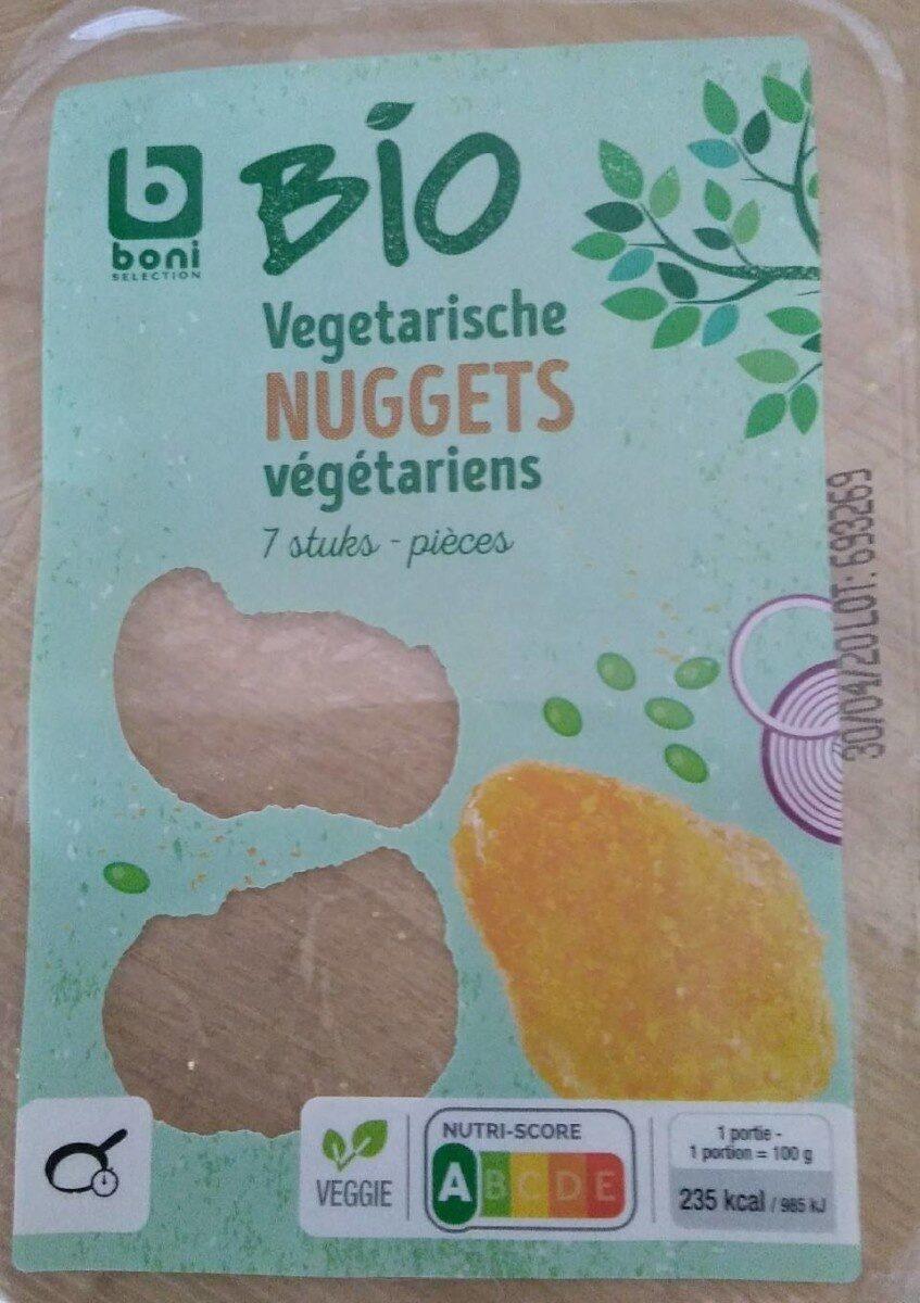 Vegetarische nuggets - Product - fr