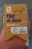 Filet de Saxe - Product - fr