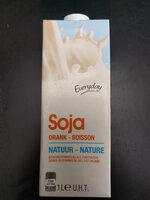 Soja Boisson Nature - Product - en