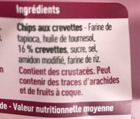 Kroepoek - Ingrediënten