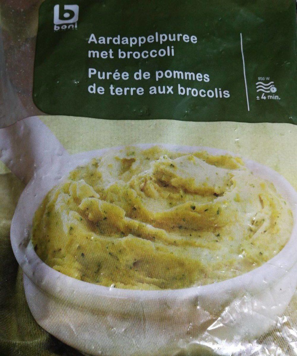 Purée de pomme de terre aux brocolis - Product