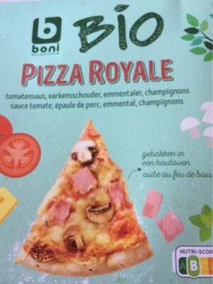 Pizza Royale - Product - fr