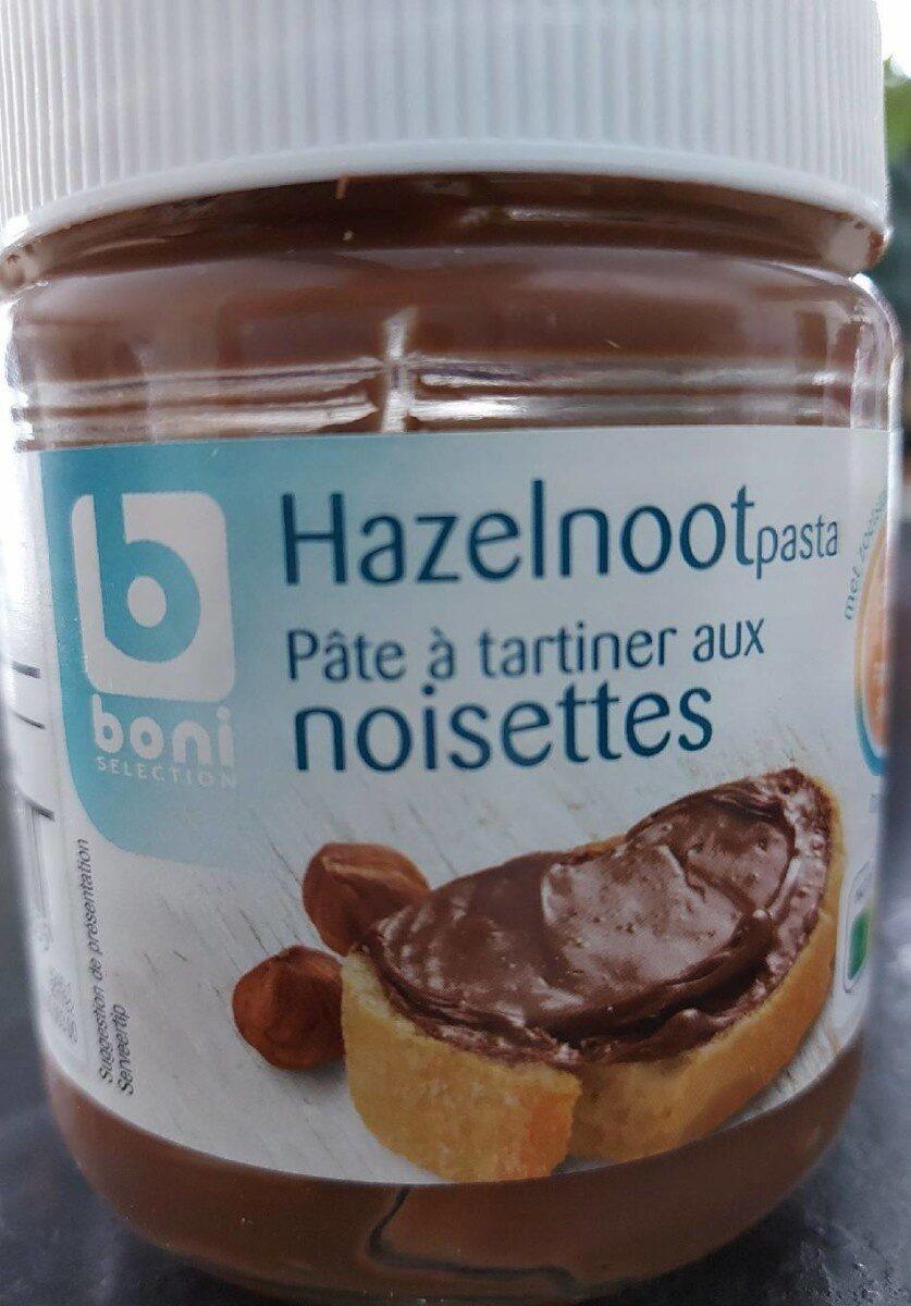 Pâte à tartiner aux noisettes - Product - fr