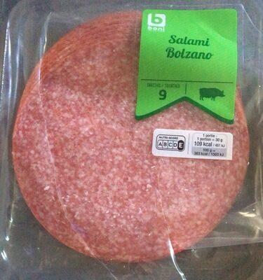Salami Bolzano - Produit - fr