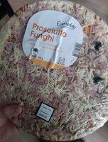 Pizza Prosciutto Funghi - Product - fr
