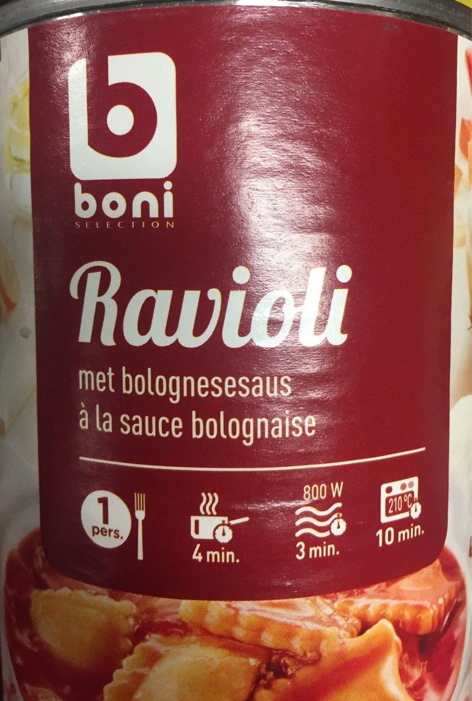 Ravioli - 产品 - fr