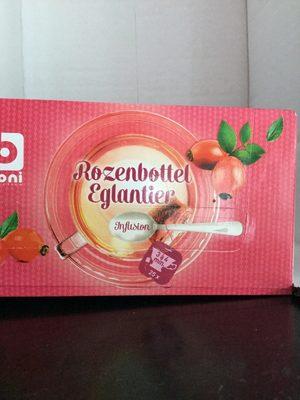 Rozenbottel/Eglantier thé infusion - Product - en