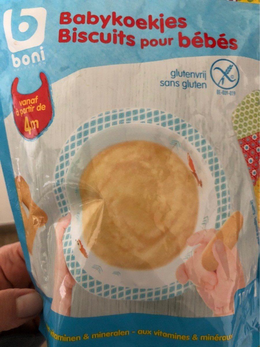 Biscuits pour bébés - Product - fr