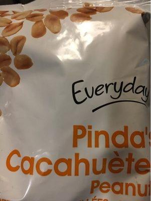 Pinda's Cacahuetes - Product