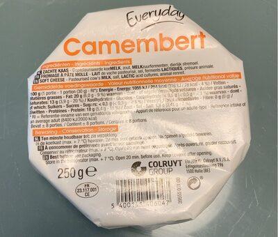 Camembert - 3