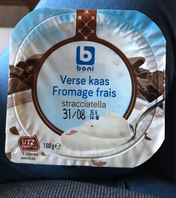 Fromage Frais Stracciatella - Product - fr
