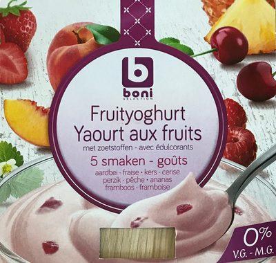 Yaourt fruit - Produit