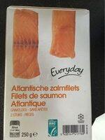 Filets de saumon - Produit - fr