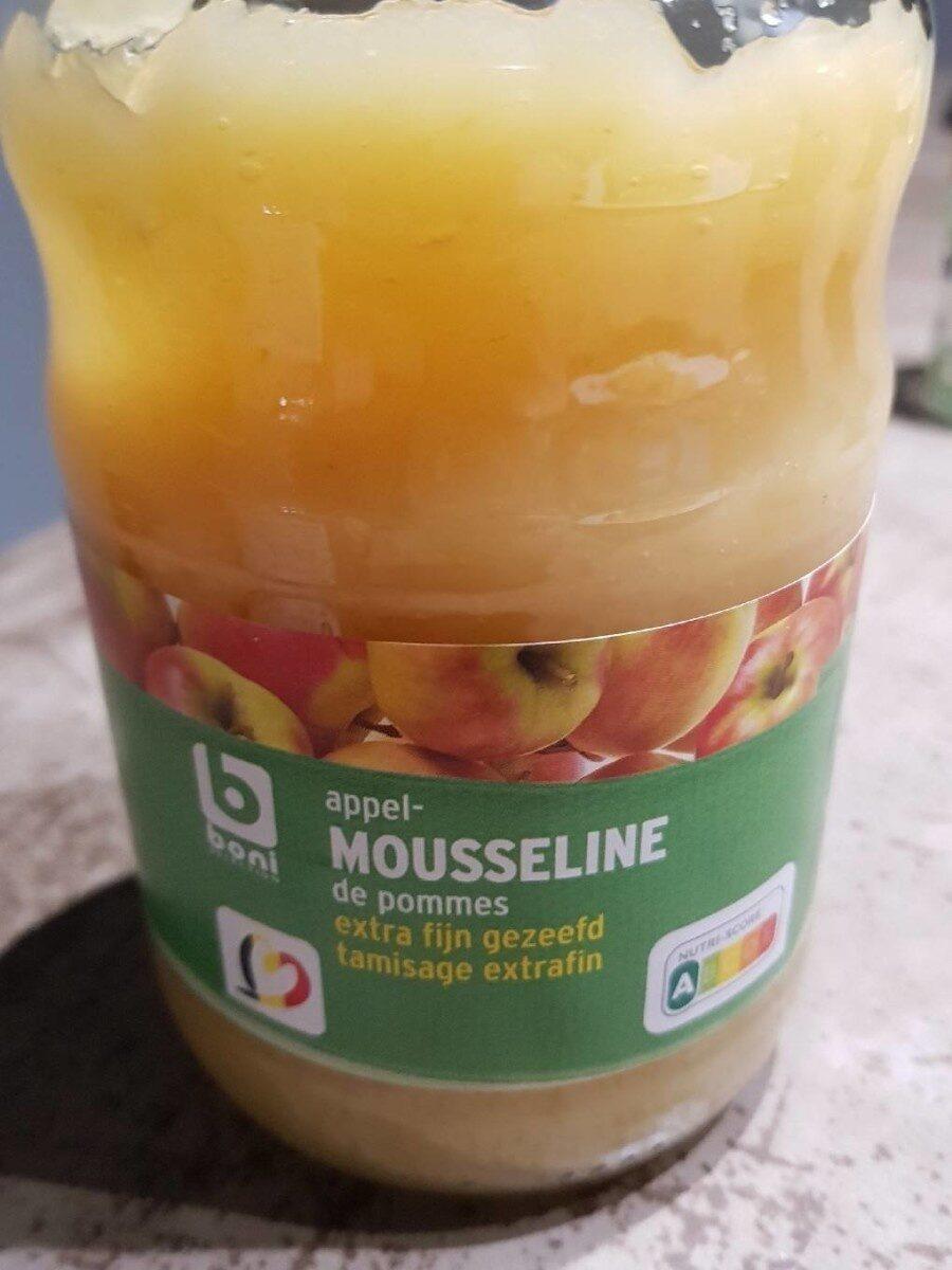 Mousseline de pomme - Product - fr