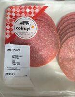 Salami sans ail - Produit - nl