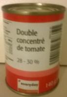 Double concentré de tomate - Product - fr