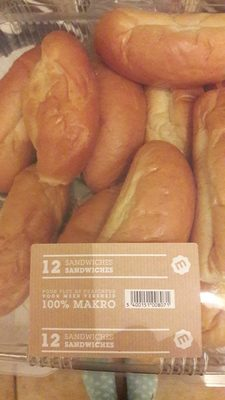 12 sandwiches - Product