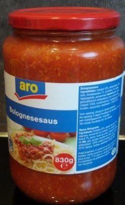 Sauce Bolognaise - Product - nl