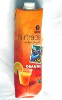 Oxfam Orange juice - Product - fr