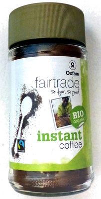 Instant coffee - Product