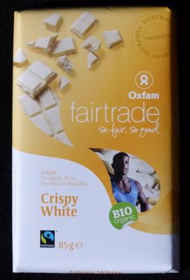 Oxfam Crispy White - Product - fr