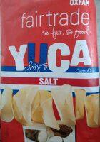 Yuca Chips - Producte - fr