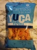 Yuca chips paprika - Product