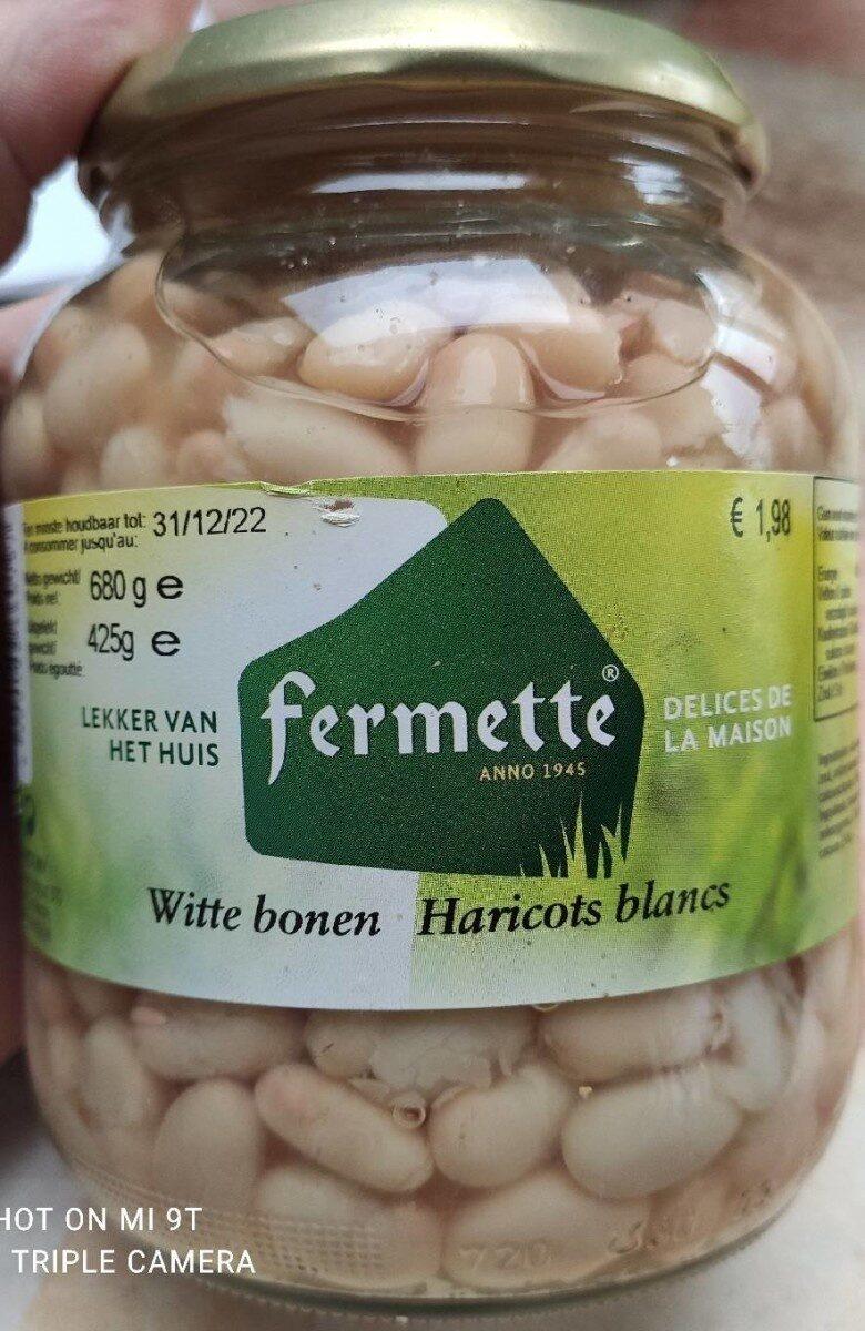 Haricots blancs - Produit - fr