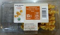 Gaufres au beurre mini - Product - fr