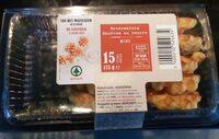 Gaufres au beurre mini - Voedingswaarden - fr
