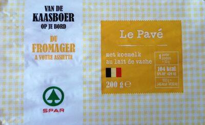 Le Pavé - Product