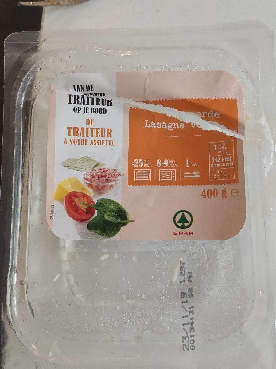 Lasagne Verde - Product - fr