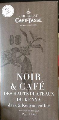 Noir & Café du Kenya - Product