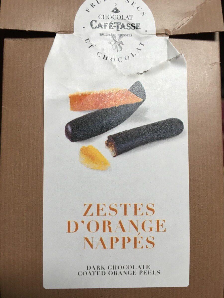 Zestes d'orange nappées - Prodotto - fr