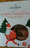 12 mini-tablettes - Produit - fr