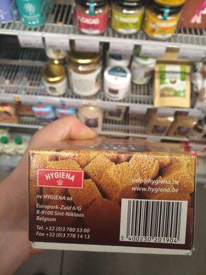 Bio cubes - Product - nl