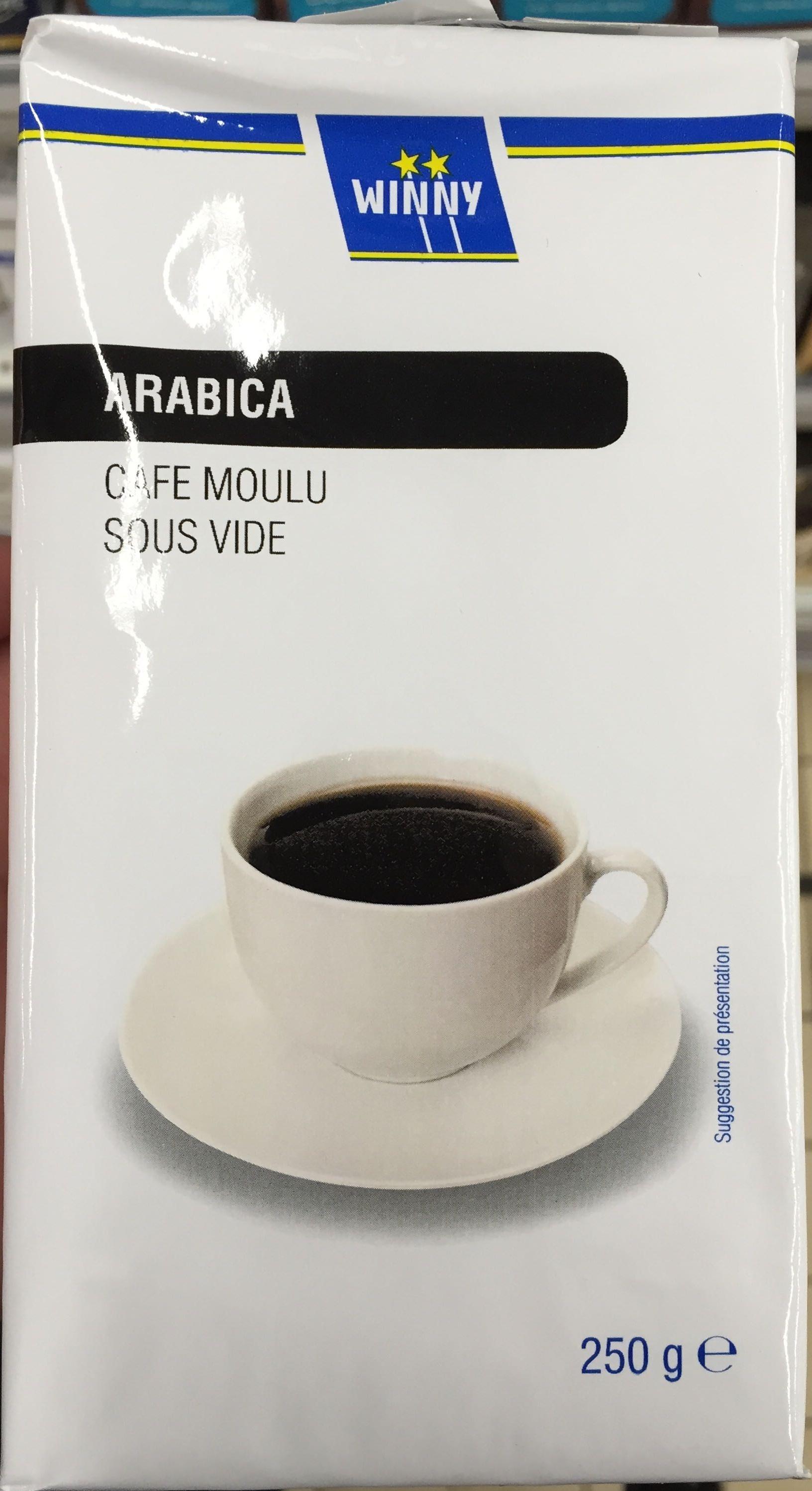 Arabica - Product - fr