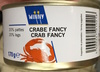 Crabe Fancy 20% Pattes - Product