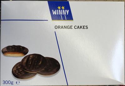Orange Cakes - 3