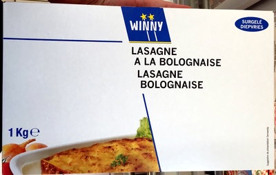Lasagne à la Bolognaise, Surgelé - Produkt - fr