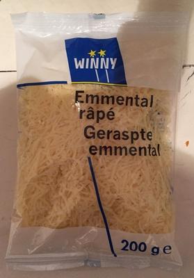 Emmental Râpé (28 % MG) - Produit - fr