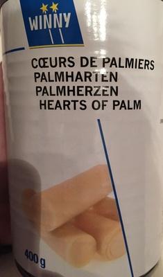 Coeurs de palmiers - Product
