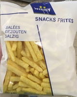 Snacks frites salées - Produit - fr